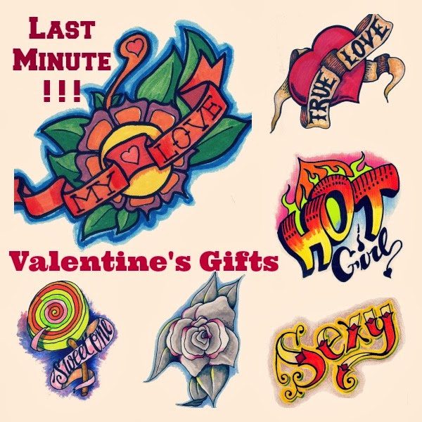 Last minute Valentines Gifts