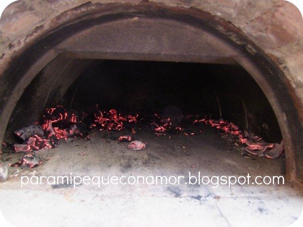 Para mi peque con amor junio 2012 - Horno de piedra casero ...