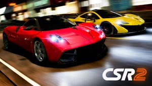 CSR Racing 2 v1.1.0 MOD APK+DATA Android