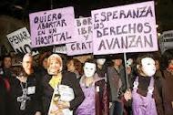 ¡NO A LA REFORMA DE LA LEY DEL ABORTO!