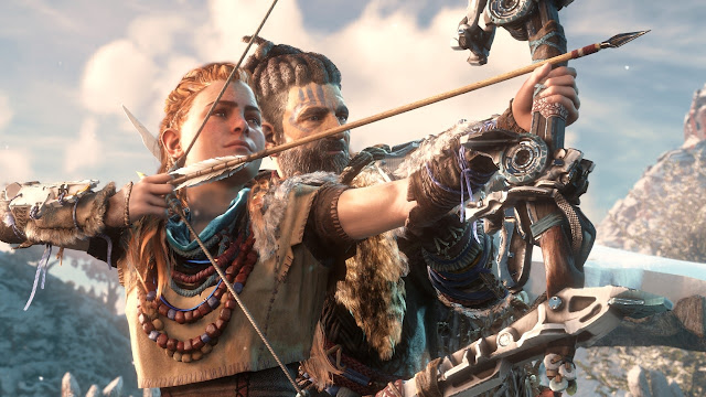 horizon-zero-dawn-Playstation 4