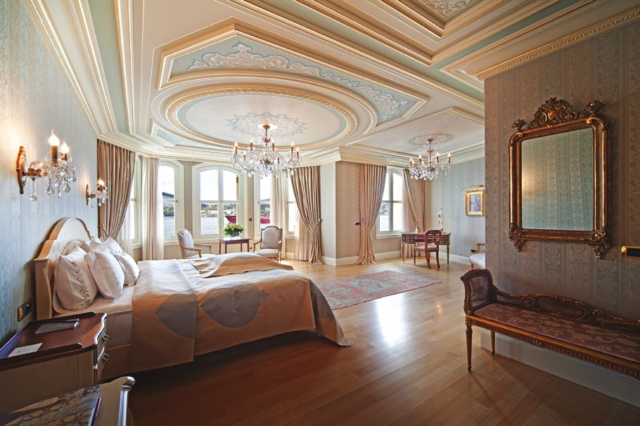 Luxury life design luxury waterfront mansions by armaggan for Designhotel istanbul