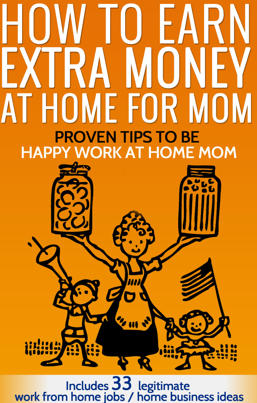 Work At Home Moms Ebook