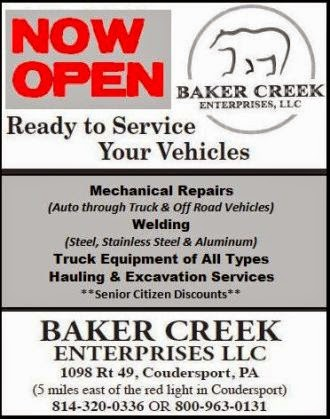 Baker Creek Enterprises