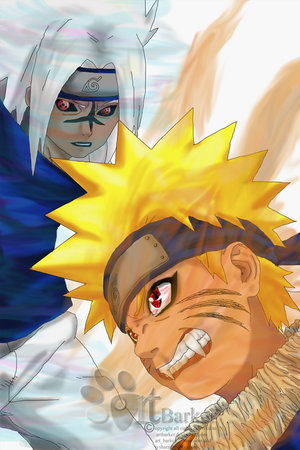 Naruto Vs Sasuke 2 ~ naruto vf wallpapers
