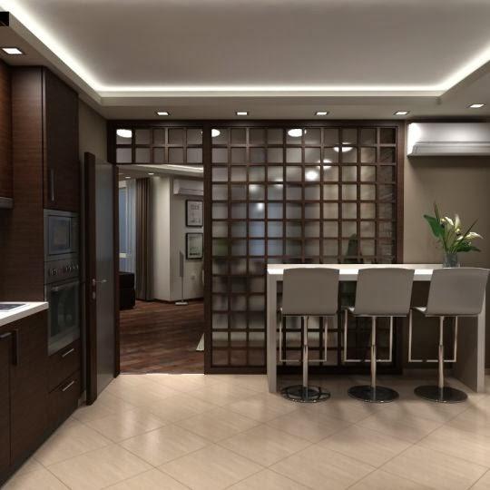 Кухня 3D - 12