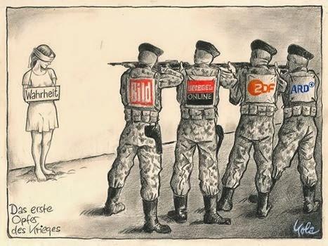 Journalismus: Tod der Wahrheit