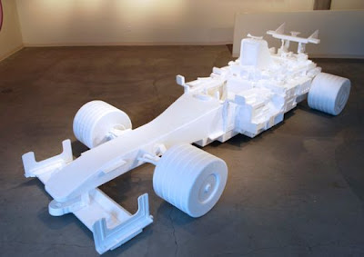 Creative and Cool F1 Car Recreations (10) 4
