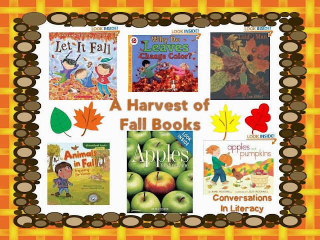 collection of fall books