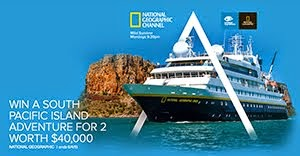Win a $40k Expedition