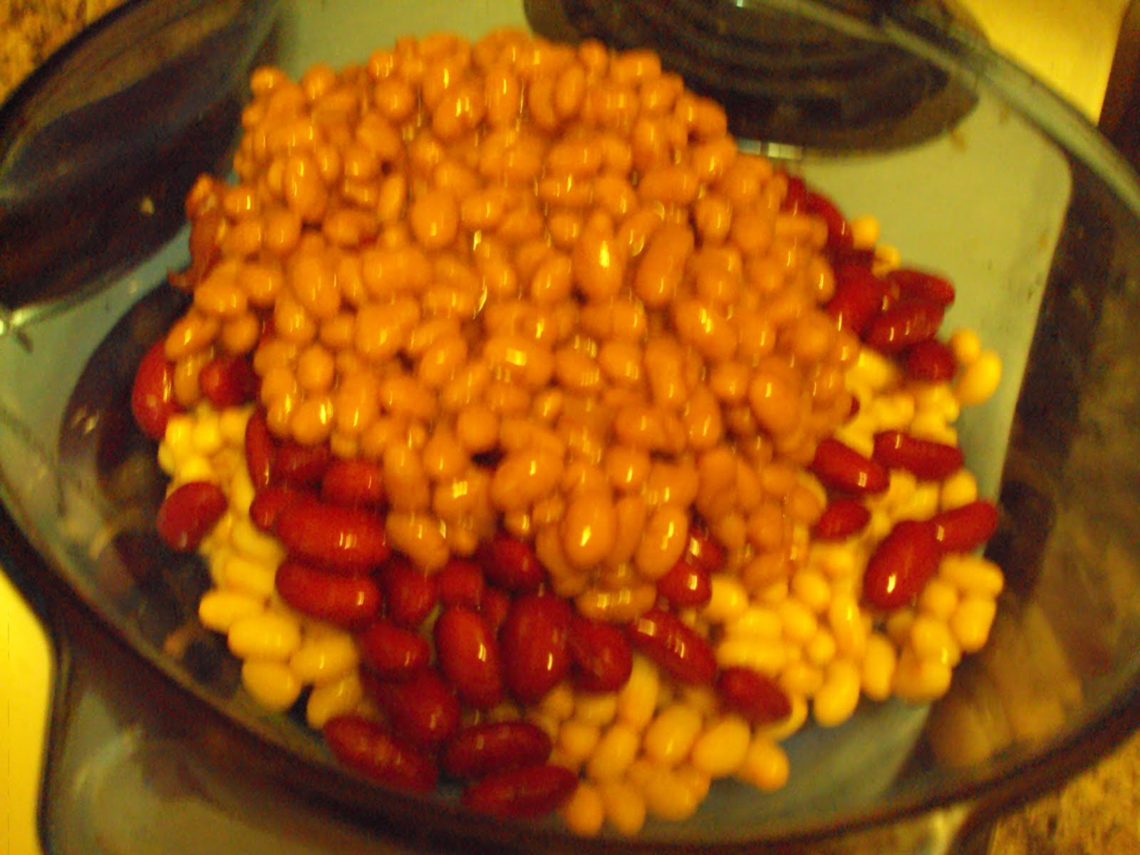 Thrifty Cheapskate: Calico Bean Casserole What's For Dinner Saving ...