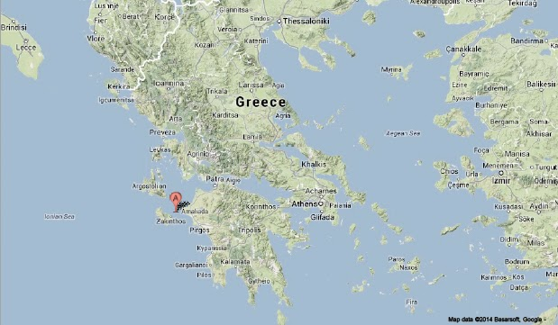 Sciency Thoughts Magnitude 48 Earthquake beneath the Ionian Sea