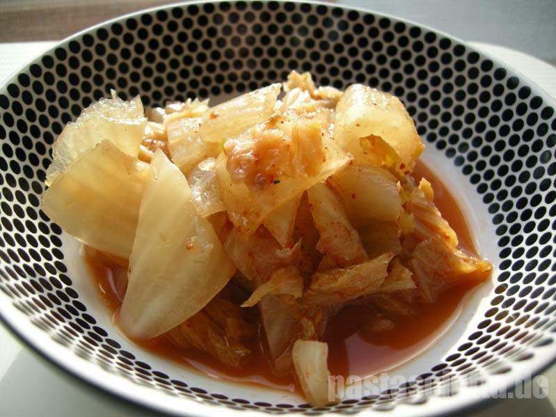 Das wirklich allerletzte Kimchi!
