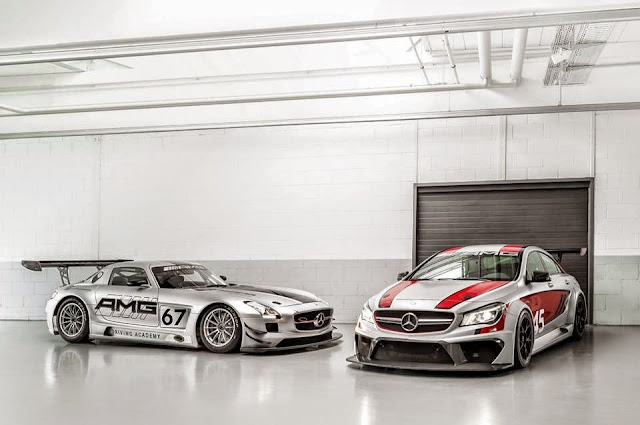 mercedes racing cars