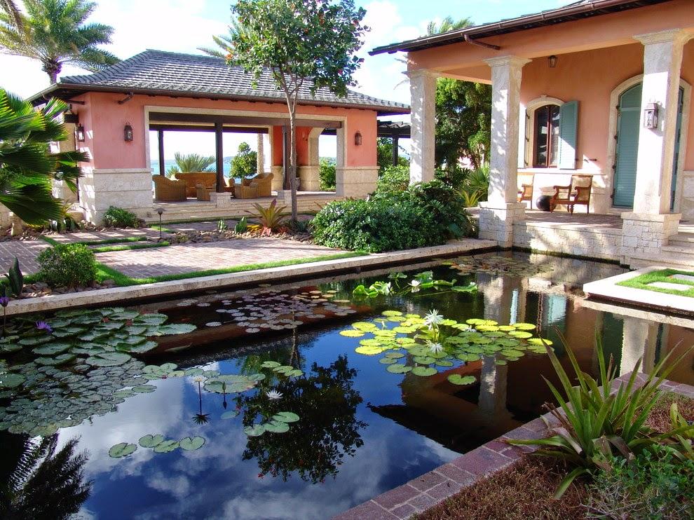 tropical garden design in florida a comfortable with