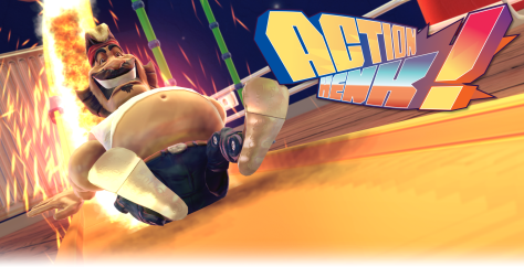 Action Henk - PC