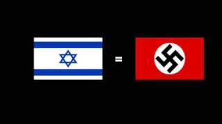 Israel = Nazism