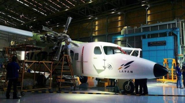 Geliat Industri Pesawat Indonesia