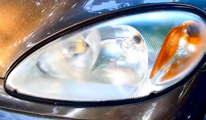 Bikin Headlamp Mobil Buram Menjadi Mengkilap Seperti Baru