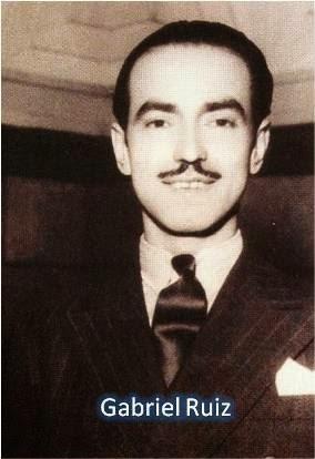 Gabriel Ruiz Galindo (Guadalajara, Jalisco, 18 mar 1908 - México D.F., 31 ene 1999) - gabriel%252Bruiz