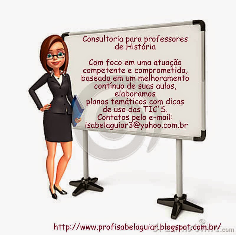 Consultoria para Professores de História