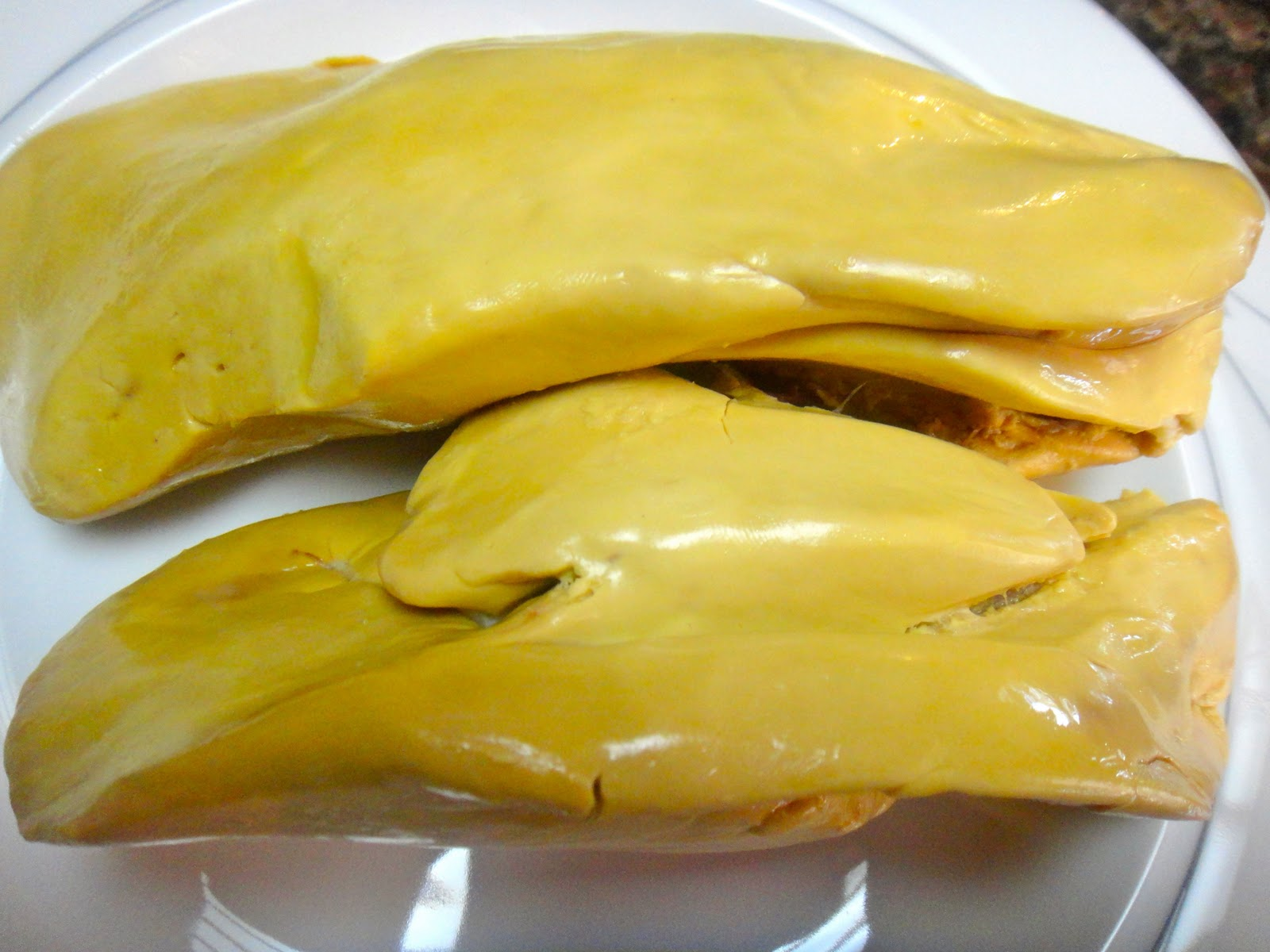 Recettes de la semaine foie gras - Cuisiner foie gras cru ...