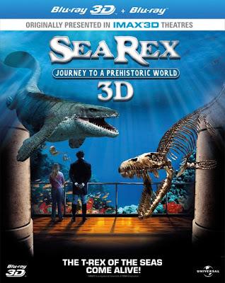 Sea Rex – Viaje al Mundo Prehistórico (2010) 720p BRRip 700MB Latino AC3 5.1 ch