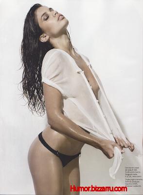 Fotos Sara Sampaio Revista GQ - Janeiro 2013