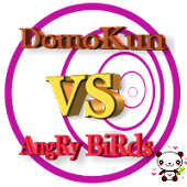"""Giveaway : Domokun Vs Angry Birds"""