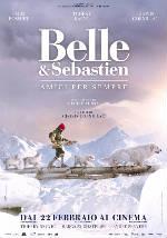 Sébastien lotta per tenere con sé il suo inseparabile amico, Belle......