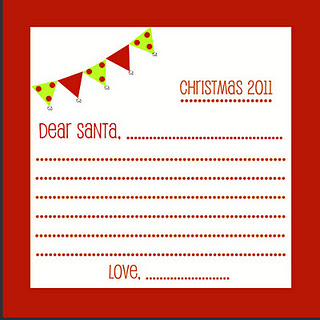 From Santa Letter Templates Free Printables | New Calendar Template ...