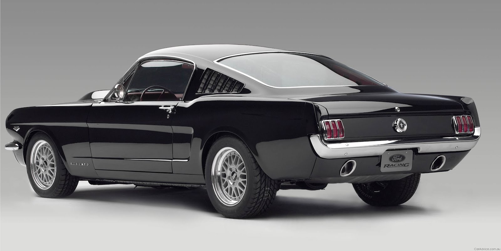 ford mustang fastback 65 with cammer engine matte style. Black Bedroom Furniture Sets. Home Design Ideas