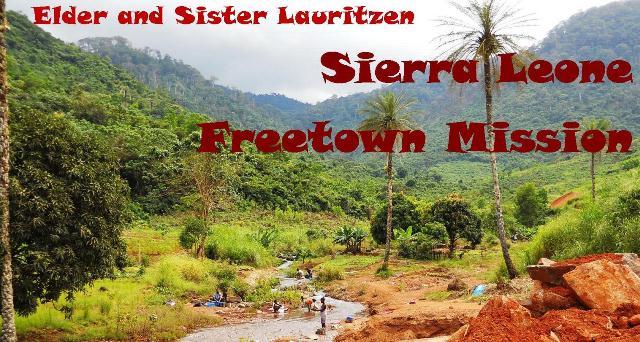 Lauritzens in Africa