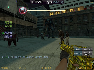 Download Counter Strike eXtreme V6 Game Menembak Gratis