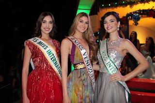 miss venezuela 2015 2016 venevision comercial  navidad