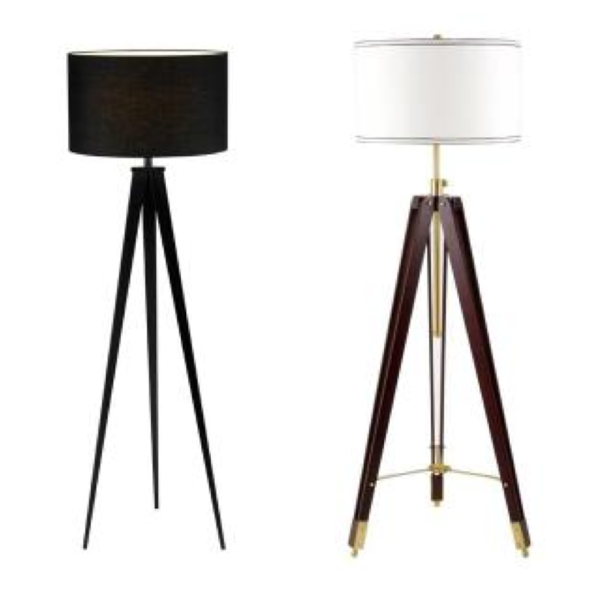 Live laugh decorate standing on three legs my obsession for 4 legged wooden floor lamp