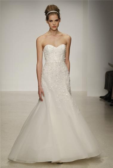Christos Bridal Spring 2013 ~ WEDDING DRESS