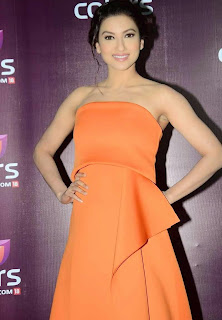 gauhar khan  at colors leadership awards 2015 4.jpg