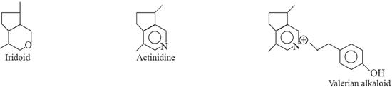 Valerian alkaloid