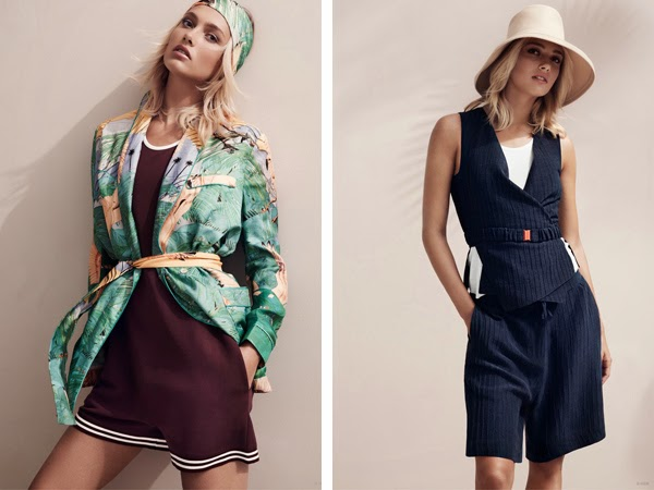 H&M Studio primavera verano 2015 moda mujer