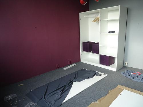 Ikea Dombas Triple Door Wardrobe ~ HOME New, elegant life for a DOMBÅS!