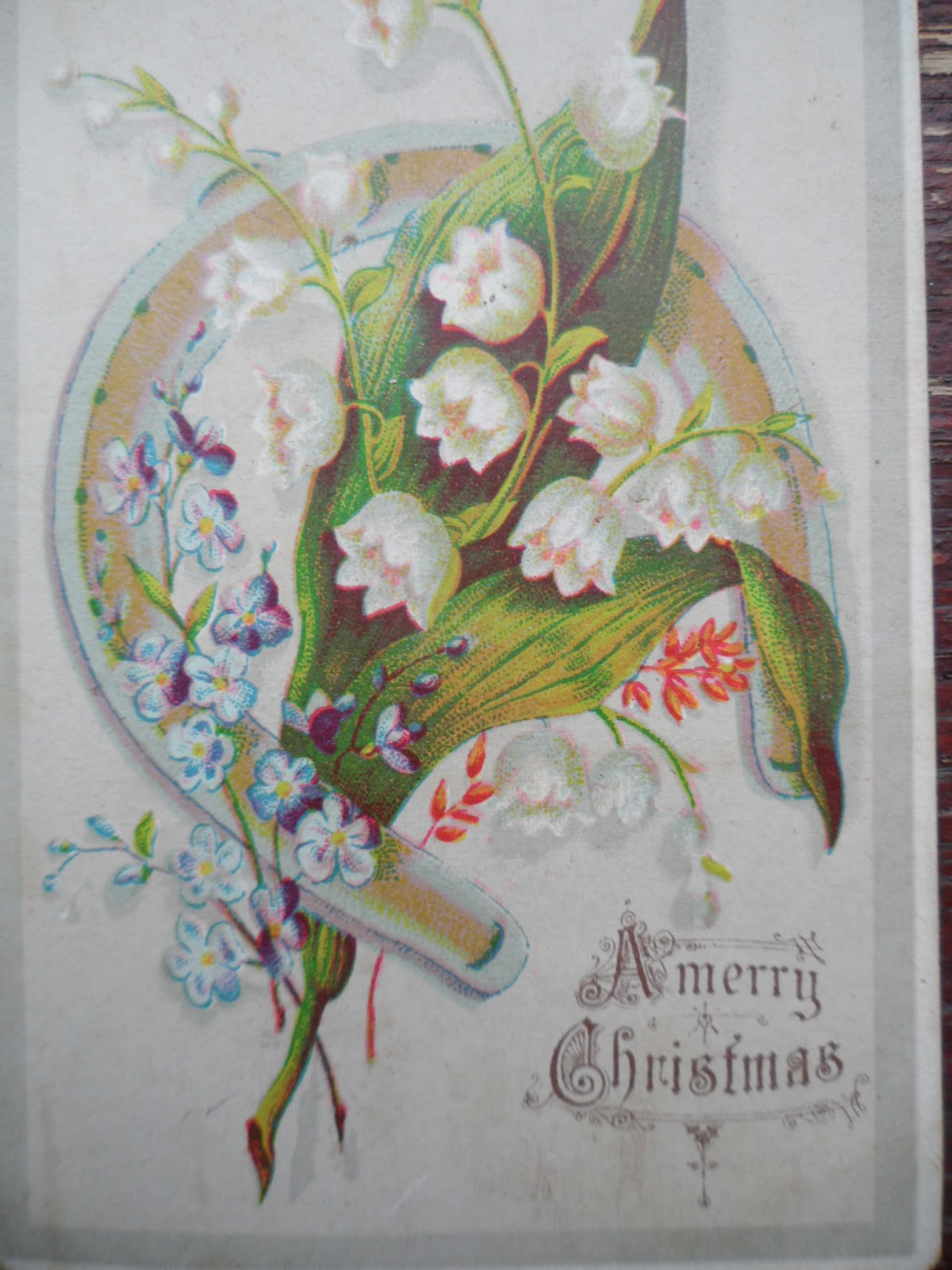 The History Girls: Christmas cards by Janie Hampton