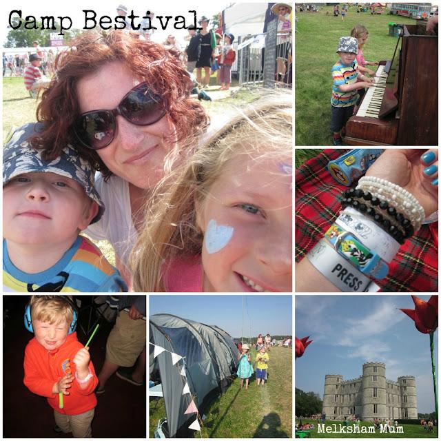 Camp Bestival 2012