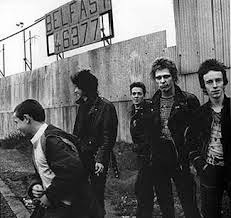 The Clash at Belfast University (sort of!)