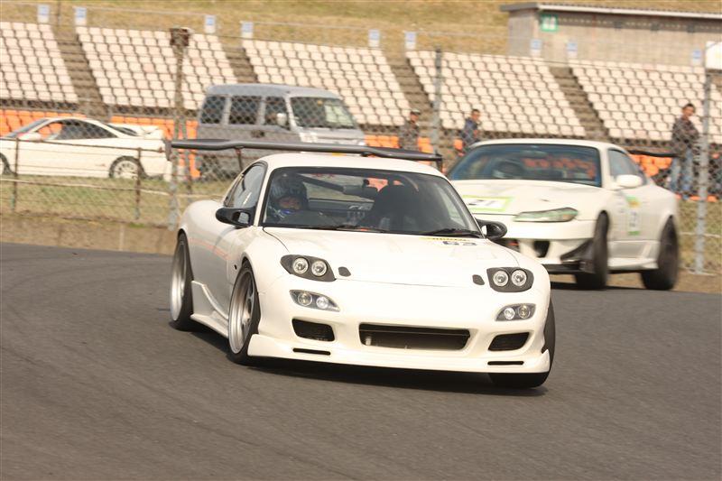 Mazda RX-7 FD3S zdjęcia zmodyfikowana
