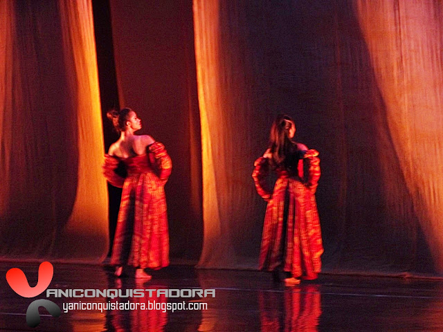 Ballet Philippines SONGS at Cultural Center of the Philippines