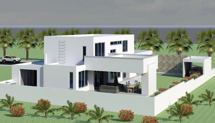 Modern latest home design exterior ideas pictures.