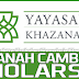 Khazanah Cambridge Scholarship (Postgraduate) 2014