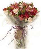 Flores da Amiga Leila do Blog A Magia das Bonecas