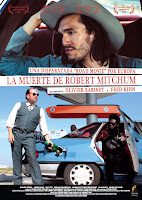Cartel de la película La muerte de Robert Mitchum